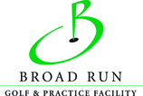 Broad Run Golf & Practice Facility Enjoy one complimentary GREEN FEE when a second GREEN FEE of equal or greater value is purchased