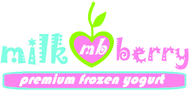 Milkberry 50% OFF any Frozen Yogurt Order