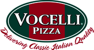 Vocelli Pizza Enjoy one FREE PIZZA when a second PIZZA of equal or greater value is purchased