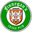 Finnegan's Irish Pub Enjoy one complimentary LUNCH OR DINNER ENTREE when a second LUNCH OR DINNER ENTREE of equal or greater value is purchased