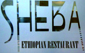 Sheba Restaurant Enjoy 25% off the TOTAL BILL