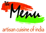 Menu, The $20 OFF $40 worth of Indian Food and Drinks