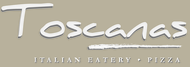 Toscanas Pizzeria & Restaurant$5 OFF a purchase of $30 or more