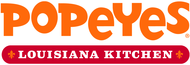 Popeyes Louisana Kitchen Enjoy one FREE 2 Piece Chicken Dinner with the purchase of a 3 Piece Chicken Dinner & Medium Drink (Mixed, Mild or Spicy)