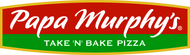 Papa Murphy's Take 'N' Bake Buy Any 1 Pizza and Enjoy 50% off a Second Pizza of Equal or Lesser Value