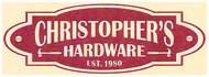 Christopher's Hardware $5.00 Of Any Purchase Of $25.00 Or More