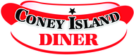 Coney Island Diner Enjoy one complimentary MENU ITEM when a second MENU ITEM of equal or greater value and TWO BEVERAGES are purchased