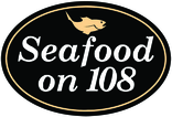 Seafood on 108 Enjoy one FREE LUNCH OR DINNER ENTREE when a second LUNCH OR DINNER ENTREE of equal or greater value is purchased