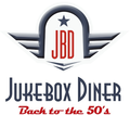 Juke Box Diner FREE Menu Item w/Purchase of Same and Two Beverages