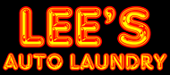 Lee's Auto Laundry 50% OFF the regular price of Any Car Wash Detail