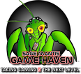 Sage Mantis GAME-HAVEN20% OFF the Total Purchase