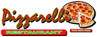 Pizzarelli Restaurant Enjoy one FREE LUNCH OR DINNER ENTREE when a second LUNCH OR DINNER ENTREE of equal or greater value is purchased