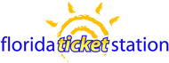 Florida Ticket Station Enjoy $25 off any Ticket Order of $250 or more
