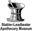 Stabler-Leadbeater Apothecary Museum Enjoy one complimentary ADULT TOUR when a second ADULT TOUR of equal or greater value is purchased