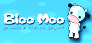 Bloo Moo Premium Frozen Yogurt 50% OFF any Yogurt Order