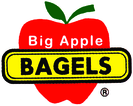 Big Apple Bagels Enjoy one complimentary 6 BAGELS when a second 6 BAGELS of equal or greater value is purchased
