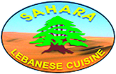 Sahara Lebanese Cuisine Enjoy $10 off with a minimum purchase of forty dollars (excluding tax, tip, and alcoholic beverages).