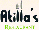 Atilla's Restaurant Enjoy one FREE LUNCH OR DINNER ENTREE when a second LUNCH OR DINNER ENTREE of equal or greater value is purchased