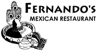 Fernando's Mexican Restaurant Enjoy one complimentary LUNCH OR DINNER ENTREE when a second LUNCH OR DINNER ENTREE of equal or greater value is purchased