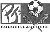 PJ's Sports Soccer & Lacrosse 20% OFF any Purchase