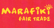 Marafiki Fair Trade Enjoy 20% off the regular price of any PURCHASE (sale items excluded)