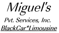 Miguel's PVT. Services Enjoy 20% off the regular price of any RENTAL