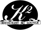 K2 Restaurant and Lounge Enjoy one complimentary LUNCH OR DINNER ENTREE when a second LUNCH OR DINNER ENTREE of equal or greater value is purchased