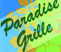 Paradise Grille Enjoy one FREE MENU ITEM when a second MENU ITEM of equal or greater value is purchased