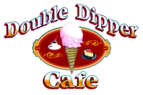 Double Dipper Cafe Enjoy one complimentary MENU ITEM when a second MENU ITEM of equal or greater value is purchased