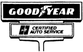 B & S Tire GoodyearValid for 50% off the regular price of an OIL CHANGE, LUBE, and FILTER