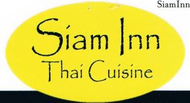 Siam Inn Thai Cuisine $10 OFF a purchase of $50 or more