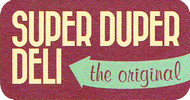 Super Duper DeliEnjoy $5 off the regular price of any purchase of $20 or more