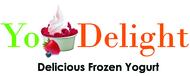 Yo Delight50% OFF any Frozen Yogurt Order