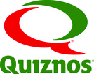 Quiznos Enjoy one FREE REGULAR FOUNTAIN DRINK with the purchase of any SUB, LARGE SALAD or CHOOSE 2