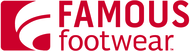 Famous Footwear Take $10 OFF any in-store purchase of $50 or more