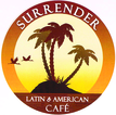 Surrender Cafe Enjoy one complimentary MENU ITEM when a second MENU ITEM of equal or greater value is purchased