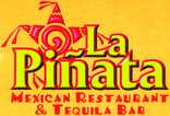 La Pinata Mexican Restaurant & Tequila Bar Enjoy an ongoing 10% off the total bill (tax, tip & alcoholic beverages excluded)