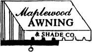 Maplewood Awning & Shade Co. Enjoy 20% off the regular price of any PURCHASE (sale items excluded)