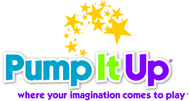 Pump It Up Enjoy one ADMISSION at 50% off the regular price when a second ADMISSION is purchased