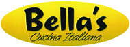 Bella's Cucina Italiana Enjoy 25% off the TOTAL BILL
