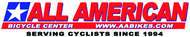 All American Bicycle Center Enjoy 10% off any BIKE ACCESSORIES