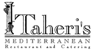 Taheri's Mediterranean Enjoy one complimentary dinner entree when a second dinner entree of equal or greater value is purchased or when dining alone, one dinner entree at 50% off the regular price maximum discount $6