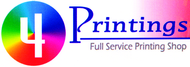 4 Printings Enjoy 20% off one PRINT ORDER at regular price