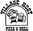 Village Host Pizza & Grill Enjoy any one PIZZA at 50% off the regular price or for those who prefer - one complimentary ENTREE when a second ENTREE of equal or greater value is purchased