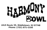 Harmony BowlEnjoy ONE FREE GAME with the purchase of THREE GAMES