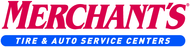 Merchant's Tire & Auto Centers $20 OFF Any Purchase of $100 or more