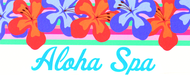 Aloha Spa Enjoy 20% off the regular price of any SALON SERVICES