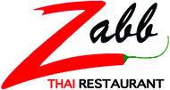 Zabb Thai Restaurant Enjoy one FREE LUNCH OR DINNER ENTREE when a second LUNCH OR DINNER ENTREE of equal or greater value is purchased