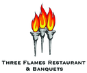 Three Flames Restaurant $10 OFF of $20 food purchase