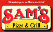 Sam's Pizza and GrillEnjoy $5 off the regular price of any purchase of $30 or more